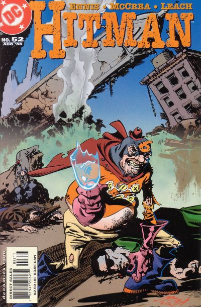 Cover for Hitman (DC, 1996 series) #52