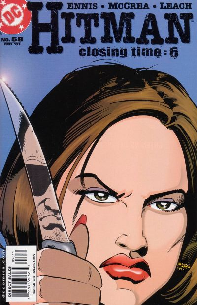 Cover for Hitman (1996 series) #58