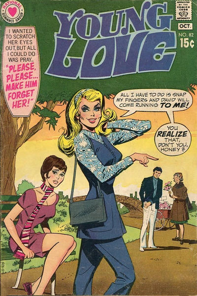 Cover for Young Love (DC, 1963 series) #82