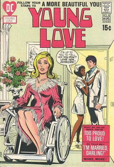 Cover for Young Love (DC, 1963 series) #87