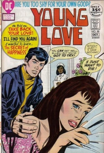 Cover for Young Love (1963 series) #88