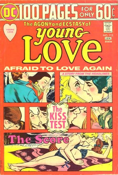 Cover for Young Love (DC, 1963 series) #113