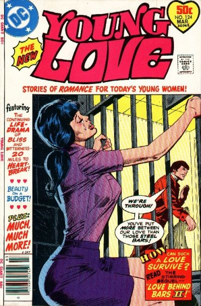 Cover for Young Love (DC, 1963 series) #124