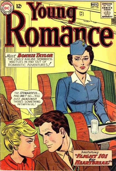 Cover for Young Romance (1963 series) #126