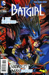 Cover for Batgirl (DC, 2011 series) #30