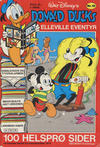 Cover for Donald Ducks Elleville Eventyr (Hjemmet, 1986 series) #10 [Reutsendelse]