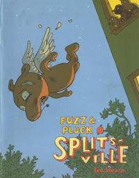 Cover Thumbnail for Fuzz & Pluck in Splitsville (Fantagraphics, 2001 series) #2