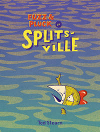 Cover Thumbnail for Fuzz & Pluck in Splitsville (Fantagraphics, 2001 series) #5