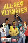 Cover Thumbnail for All-New Ultimates (2014 series) #1 [David Marquez Variant]