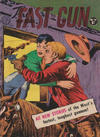 Cover for The Fast Gun (Horwitz, 1957 ? series) #4