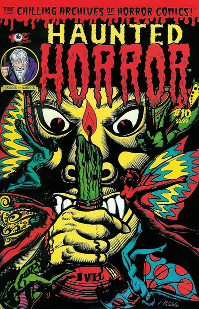 Cover for Haunted Horror (IDW, 2012 series) #10