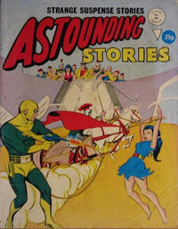 Cover Thumbnail for Astounding Stories (Alan Class, 1966 series) #155
