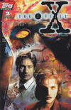 Cover for The X-Files (Topps, 1995 series) #2 [First Printing]