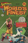 Cover for Superman Presents World's Finest Comic Monthly (K. G. Murray, 1965 series) #97