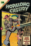 Cover for Hopalong Cassidy (Editorial Novaro, 1952 series) #170