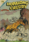 Cover for Hopalong Cassidy (Editorial Novaro, 1952 series) #162