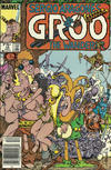 Cover Thumbnail for Sergio Aragonés Groo the Wanderer (1985 series) #10 [Newsstand]