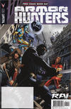 Cover Thumbnail for Valiant FCBD 2014 Armor Hunters Special (2014 series)