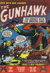 Cover for The Gunhawk (Bell Features, 1950 series) #14