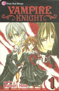 Cover Thumbnail for Vampire Knight (Viz, 2007 series) #1