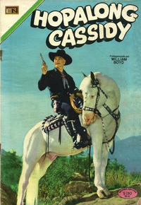 Cover Thumbnail for Hopalong Cassidy (Editorial Novaro, 1952 series) #191