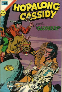 Cover Thumbnail for Hopalong Cassidy (Editorial Novaro, 1952 series) #215