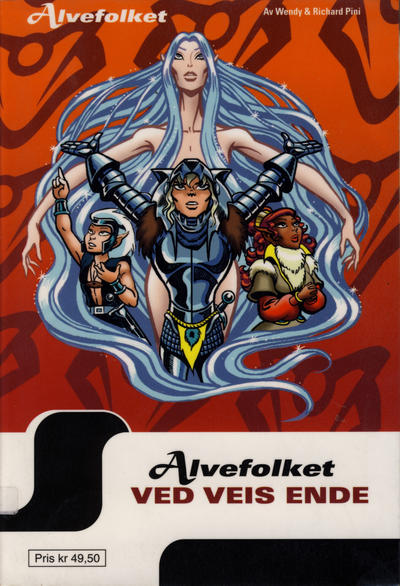 Cover for Alvefolket (Egmont Serieforlaget, 2005 series) #15
