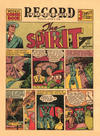 Cover for The Spirit (Register and Tribune Syndicate, 1940 series) #6/9/1940 [Philadelphia Record edition]