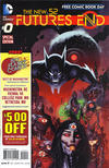 Cover Thumbnail for The New 52: Futures End FCBD Special Edition (2014 series) #0 [ Big Planet Comics Variant]