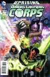 Cover for Green Lantern Corps (DC, 2011 series) #31