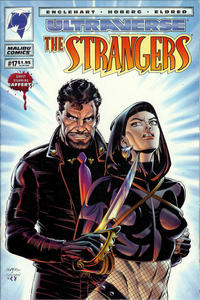Cover Thumbnail for The Strangers (Malibu, 1993 series) #17 [Direct Edition]