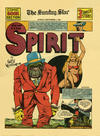 Cover for The Spirit (Register and Tribune Syndicate, 1940 series) #9/1/1940 [Washington DC Star edition]