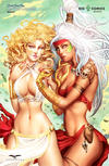 Cover Thumbnail for Grimm Fairy Tales Myths & Legends (2011 series) #17 [Big D Comics Exclusive]