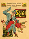 Cover Thumbnail for The Spirit (1940 series) #12/1/1940 [Minneapolis Star Journal edition]
