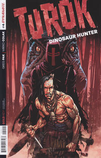 Cover Thumbnail for Turok: Dinosaur Hunter (Dynamite Entertainment, 2014 series) #4