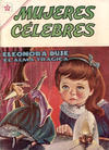 Cover for Mujeres Célebres (Editorial Novaro, 1961 series) #10