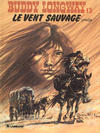 Cover for Buddy Longway (Le Lombard, 1974 series) #13 - Le vent sauvage
