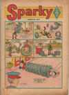 Cover for Sparky (D.C. Thomson, 1965 series) #164