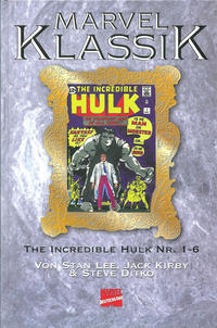 Cover Thumbnail for Marvel Klassik (Panini Deutschland, 1998 series) #6