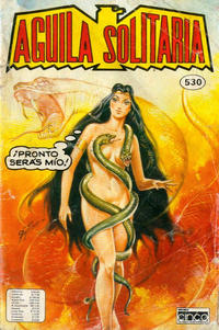 Cover Thumbnail for Aguila Solitaria (Editora Cinco, 1976 ? series) #530