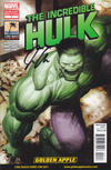 Cover for The Incredible Hulk (Marvel, 2011 series) #1 [Blank Variant]