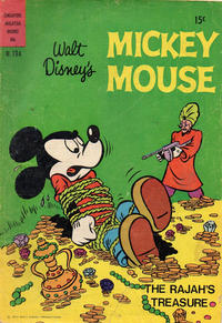 Cover Thumbnail for Walt Disney's Mickey Mouse (W. G. Publications; Wogan Publications, 1956 series) #194