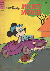 Cover Thumbnail for Walt Disney's Mickey Mouse (W. G. Publications; Wogan Publications, 1956 series) #188
