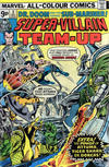 Cover Thumbnail for Super-Villain Team-Up (1975 series) #3 [British price variant.]