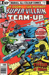 Cover Thumbnail for Super-Villain Team-Up (1975 series) #7 [British price variant.]