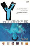 Cover Thumbnail for Y: The Last Man (2003 series) #4 - Safeword [Second Print]