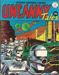 Cover Thumbnail for Uncanny Tales (Alan Class, 1963 series) #170