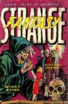 Cover for Strange Fantasy (Farrell, 1952 series) #5