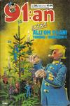 Cover for 91:an [delas] (Åhlén & Åkerlunds, 1956 series) #26/1986