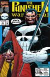 The Punisher War Journal #43